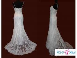 Suknia ślubna MADONNA White One 242