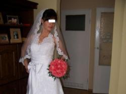 Suknia ślubna Madrigal La Sposa biała