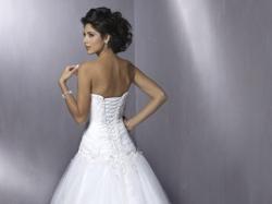 Suknia ślubna MAGGIE SOTTERO 2009 USA r.38