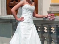 Suknia ślubna MAGGIE SOTTERO - model COCO roz. 38