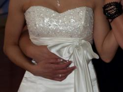 Suknia ślubna Maggie Sottero model KYM