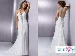 suknia ślubna MAGGIE SOTTERO REESE (pronovias pelicano)