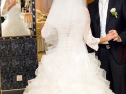 Suknia ślubna Maggio Ramatii Diamond, 36/38 + dodatki