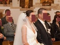 Suknia ślubna Maggio Ramatti Delight 36/38