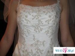 suknia ślubna Mald firmy Tylko ONa