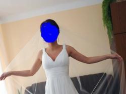 Suknia ślubna Mali Pronovias