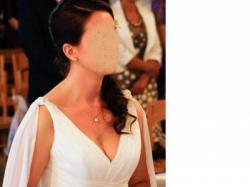 Suknia ślubna Manuel Mota Odin