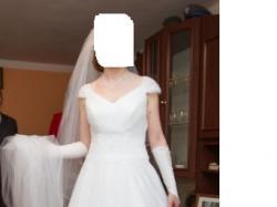 suknia ślubna Margarett