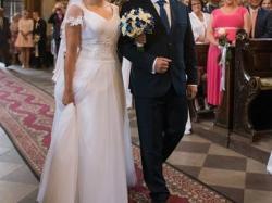 Suknia ślubna Margarett model Frascati