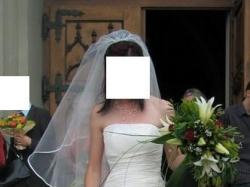 Suknia ślubna Margarett roz.34
