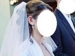 Suknia ślubna Margarett, rozmiar 36/38 + bolerko i welon