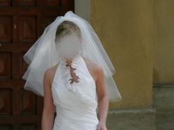 Suknia ślubna Mariees de Paris - Hayette