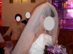 Suknia ślubna MARIEES DE PARIS model HANAN 2009