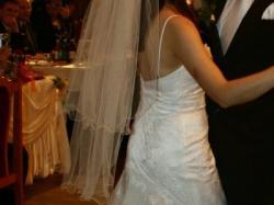 Suknia ślubna Maries de paris