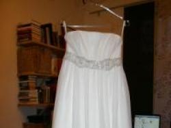 Suknia ślubna Marietta styl Manuel Mota Madonna Empire 38