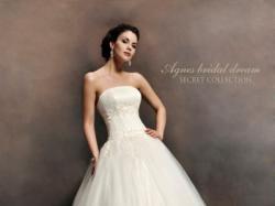 Suknia ślubna marki Agnes z 2012r. + welon gratis