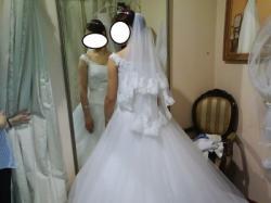 Suknia ślubna Masoria