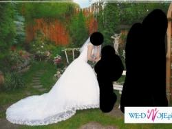 Suknia ślubna MASORIA - HERM'S