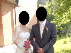 Suknia ślubna Matras