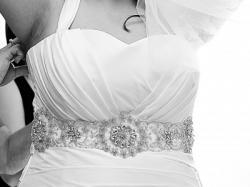 Suknia  ślubna Milagros Svarowski 44 46