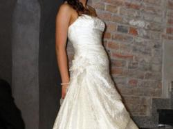 Suknia ślubna MODEL 2012 Mis Chantala SUPER CENA