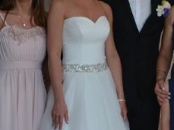Suknia ślubna model 2014