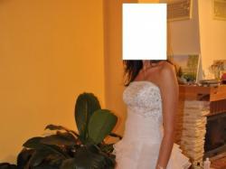 Suknia ślubna model Amaranta Sposa