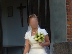 suknia ślubna model Darperia