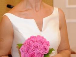 Suknia ślubna model ESTER z kolekcji Villais