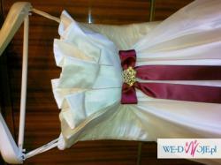 Suknia ślubna model jak Christian Lacroix