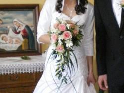 suknia ślubna model Jovi
