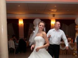 Suknia ślubna model księżniczki Sincerity Bridal