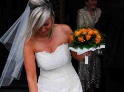 Suknia ślubna - model Langoria