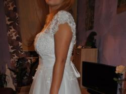Suknia ślubna model Mirra