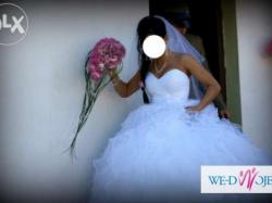 Suknia Ślubna model Mori Lee