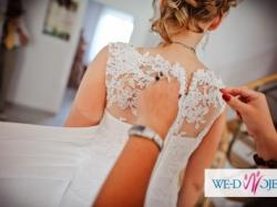 Suknia ślubna model Sonia z salonu Margarett