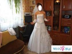 Suknia Ślubna Model SUZI