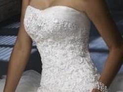 Suknia Ślubna model wiosna-lato 2014