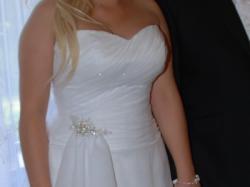 Suknia ślubna model Zaida