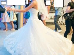 Suknia ślubna MON CHERI 114275 Patmore