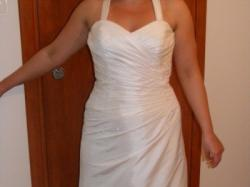 Suknia ślubna Mon Cheri 2Be G 233858 + welon