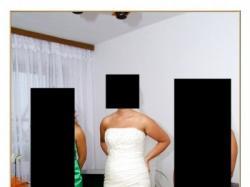 Suknia slubna Mon Cheri