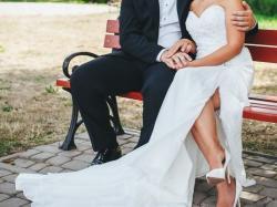 Suknia ślubna Moonlight