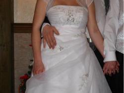 Suknia ślubna MORENA rozm. 40-42
