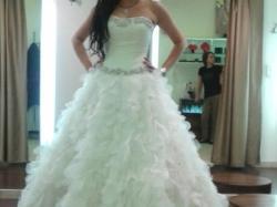 Suknia ślubna Mori Lee 1666 - przepiękna!