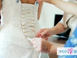 Suknia ślubna Mori Lee 2105, ivory, roz. 40-42, wzrost 170+6