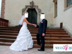 suknia ślubna Mori Lee 4107 r. 34