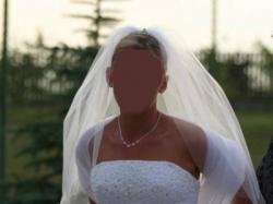 Suknia ślubna Mori Lee