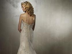 Suknia ślubna MORI LEE by Madeline Gardner 2147