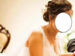 Suknia ślubna (może być ciążowa) Sposabella 1318